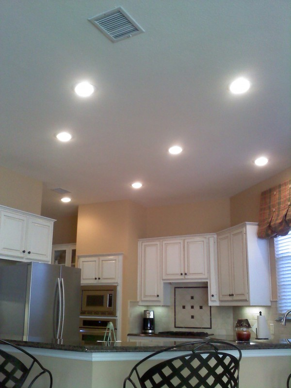 Kitchen Track Lighting Vs Recessed