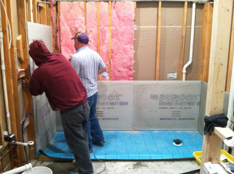See A Bathroom Project Step By Step 187 Manning Remodeling