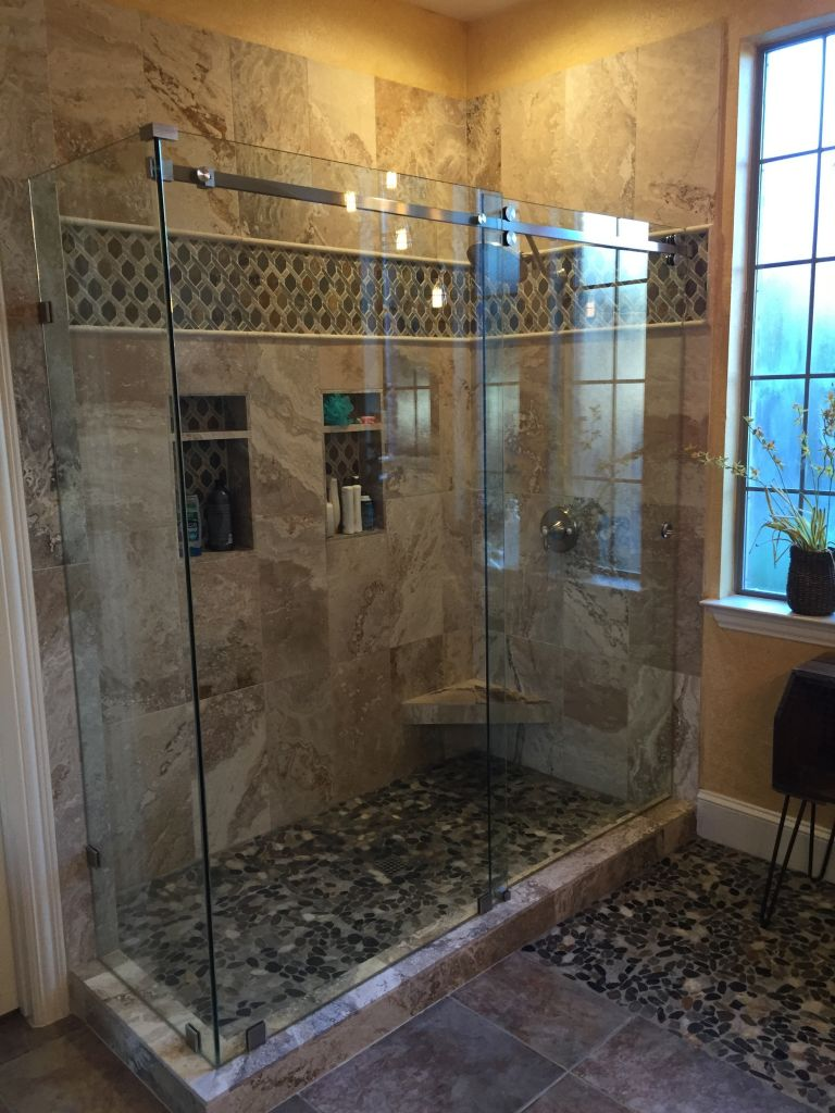 Show off your bathrooms this holiday season manning for Show me pictures of remodeled bathrooms